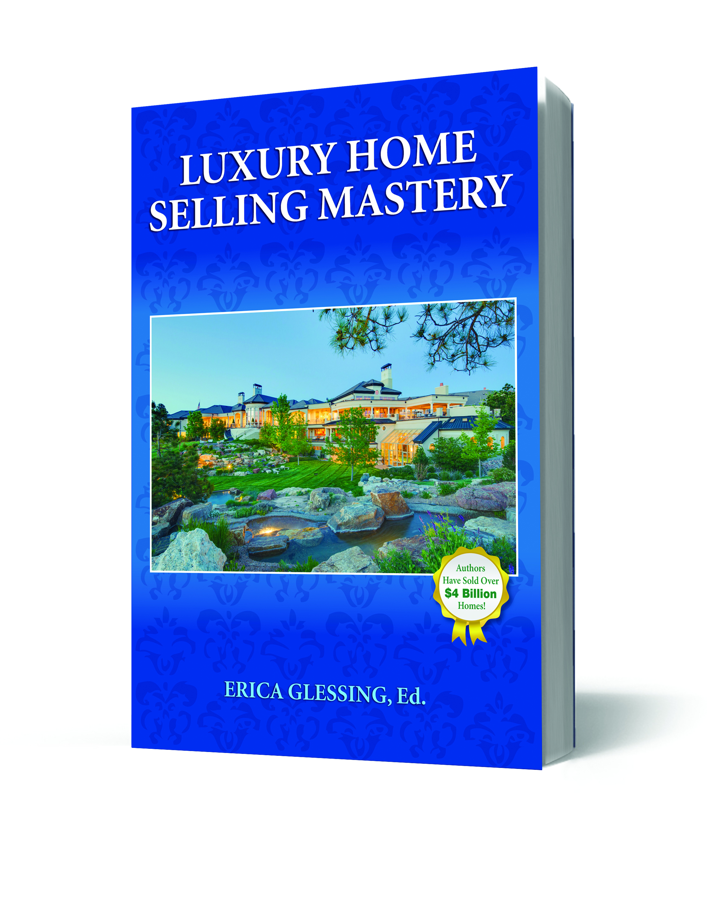 Luxury Home Selling Mastery Front 3D 2